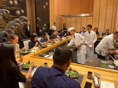 日本料理の伝統「懐石料理」ディナー体験PRイベント開催